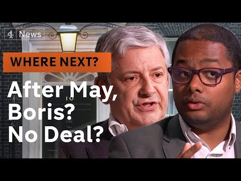After May, Boris? No-Deal Brexit?