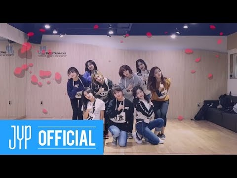 開始Youtube練舞:TWICE-LIKEY-TWICE | Dance Mirror