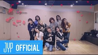 "TWICE ""LIKEY"" DANCE VIDEO (NO CG Ver.) thumbnail"