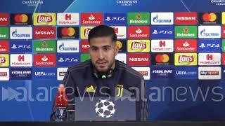 """Juve - Ajax, Emre Can: """"Non sarà facile ma non abbiamo paura"""""""
