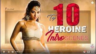 Tamil Heroine Intro Scenes | Vol 2 | Nayantara | Tamannah | Mia George | Priya Anand | Swathi Reddy