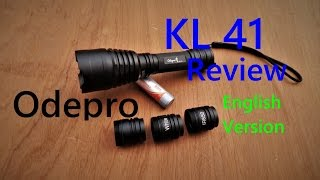 REVIEW: Odepro KL41  [english]