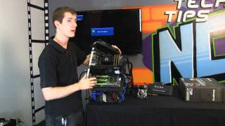 Ultimate Water Cooling Guide Part 1 - Preparation Procedure NCIX Tech Tips