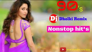 90s hindi dj NonStop hit songs 🔥Old hindi dj songs 🔥 Old is Gold Exclusive
