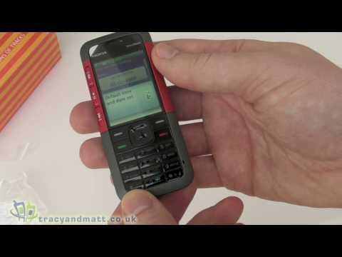 Nokia 5310 XpressMusic unboxing