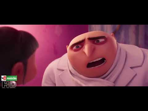 Despicable Me 3   AGNES, EDITH, MARGO & LUCY Best Moments  HD – 2017