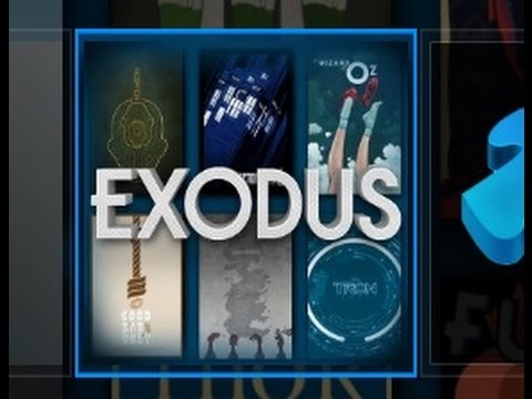 How To Install Exodus Addon for Kodi version 16.1 and earlier