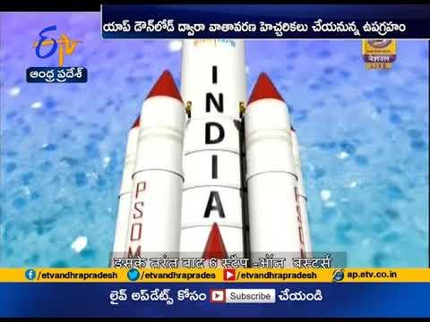 ISRO launches IRNSS 1I navigation satellite