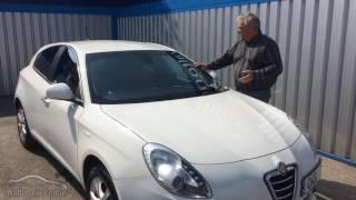 Bellissimo... Alfa Romeo Giulietta Jtdm-2 Lusso (2011) - Steve's review
