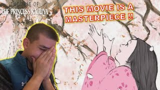Kaguya-hime no Monogatari MOVIE REACTION かぐや姫の物語 | アニメ反応 輝耀姬物語 | 動漫反應 1.6K SPECIAL!! Special Thanks to My PATRONS: shn200080 ...