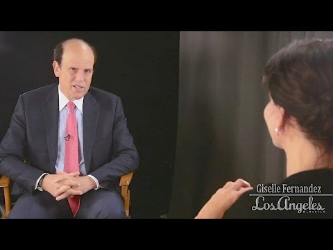Michael Milken interview with Giselle Fernandez on Latino le
