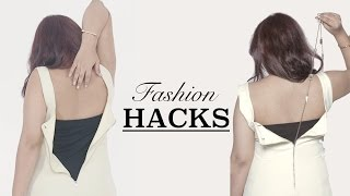 3 Fashion Hacks Every Girl Needs To Know! - Glamrs Hacks