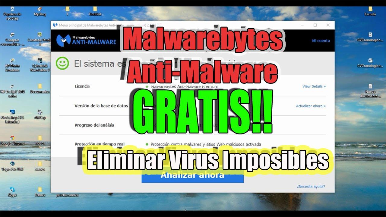 bajar malwarebytes gratis