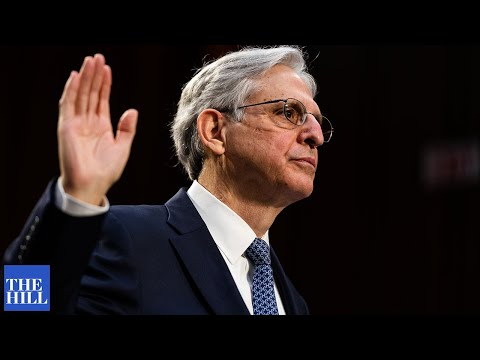 The Senate Judiciary Committee holds a meeting on the nomination of Merrick Garland | FULL - The Hill