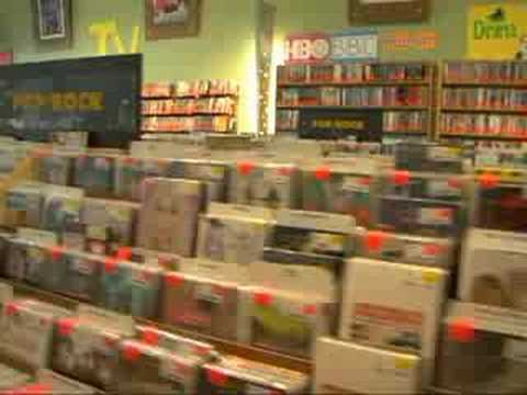 SecondSpin Used CDs, DVDs & Games