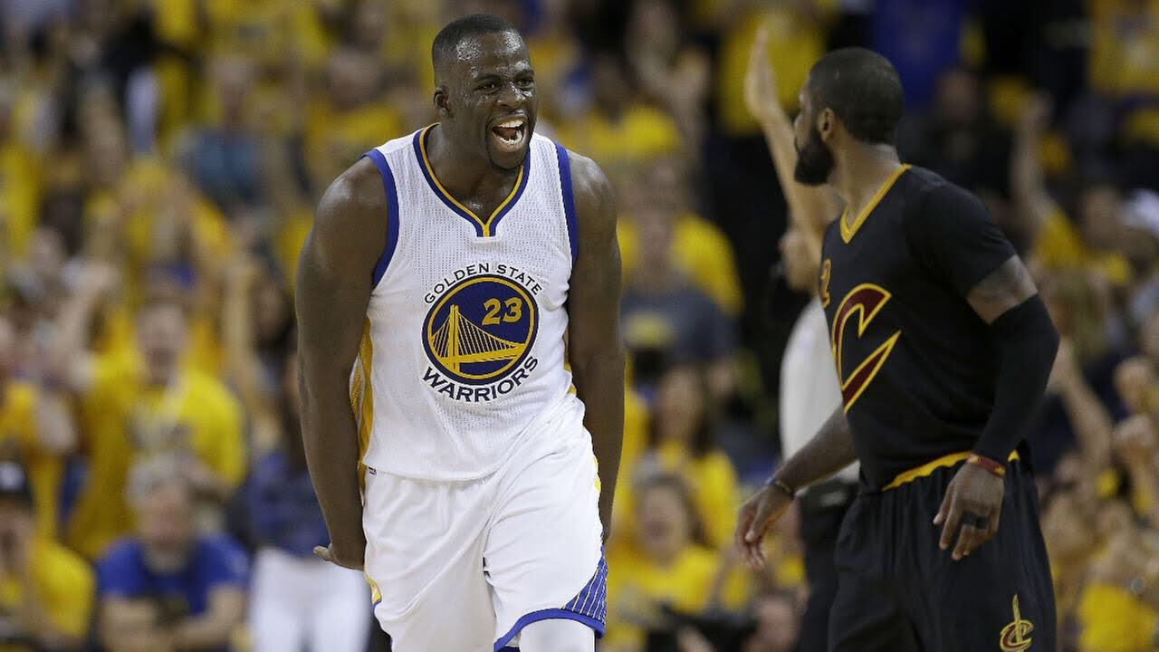 Warriors' defense means they can't be dismissed in NBA playoffs