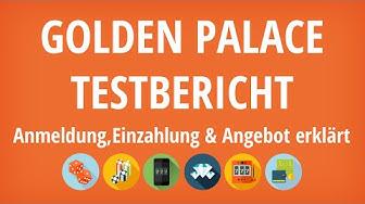 Golden Palace Casino Testbericht: Anmeldung & Einzahlung erklärt [4K]