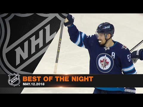 Scheifele's strong game, Karlsson's tip-in cap the night