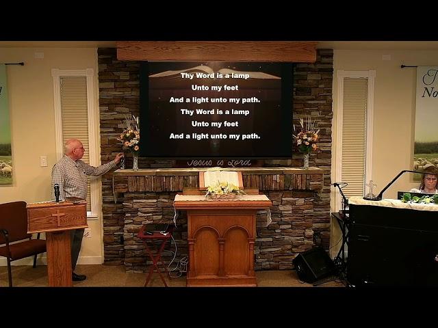 Sunday Service - Jan 31, 2021 - Psalm 119:169-176 Lord, We Need You!