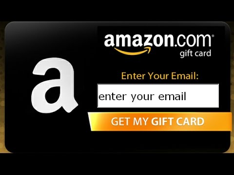 How to Use Amazon Gift Card Online - YouTube