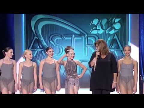 Abby's ASTRA Award Goof | Dance Moms Season 5 Episode 20
