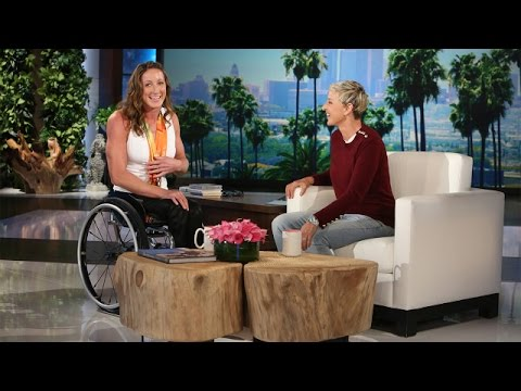History-Making Paralympian Tatyana McFadden Is Here!