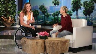 History-Making Paralympian Tatyana McFadden Is Here!