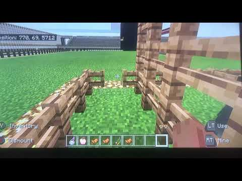 Minecraft Extremely Fast Horses Breeding Tutorial.