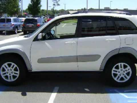 Used 2001 Toyota Rav4 Oklahoma City Ok 73162
