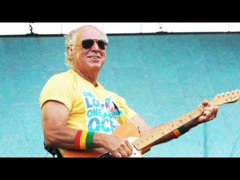 Jimmy Buffet Tribute To Van Morrison - Brown Eyed Girl