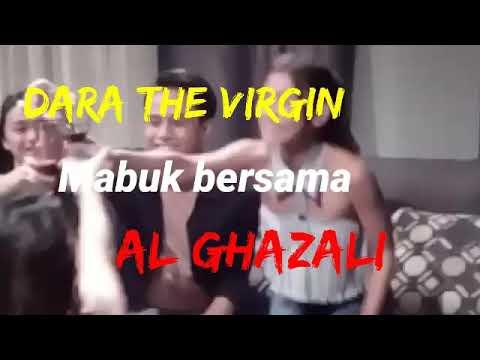 DARA THE VIRGIN MABUK BERSAMA AL GHAZALI
