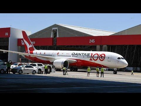 شركةٌ جويةٌ أسترالية تسجّل رقماً قياسياً في عالم الطيران.. تعرّف عليه…  - نشر قبل 57 دقيقة
