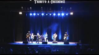 MOLINA por CLEARWATER Tributo a CREEDENCE en el Teatro Maria Auxiliadora de Comododor Rivadavia