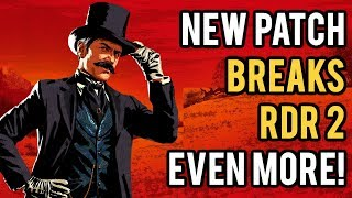Rockstar Breaks Red Dead Redemption 2 Even More On Pc