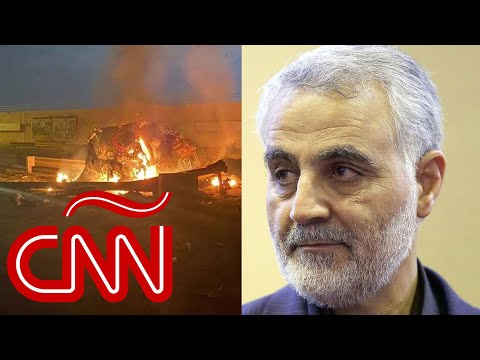 EE.UU. mata en bombardeo al comandante militar iraní Qassem Soleimani en aeropuerto de Bagdad