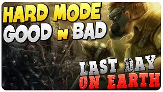 Video Last Day On Earth Survival 1.6.9 - Is HARD MODE just LAZY MODE? | Update Gameplay download MP3, 3GP, MP4, WEBM, AVI, FLV Januari 2018