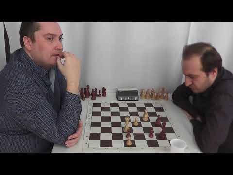 Кокарев Дмитрий (GM ЭЛО-2707) - Габриелян Артур (GM - ЭЛО 2505) часть 2
