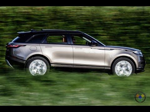 Range Rover Velar D300 SE Test Drive