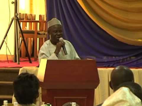 Lagos Chamber of Commerce & Industry - Petroleum Downstream Group - 2012 - Symposium Part 3