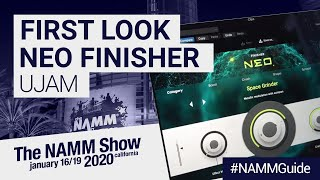 Exclusive First-Look Preview of NEO Multi-Effect VST Plugin by UJAM at NAMM 2020