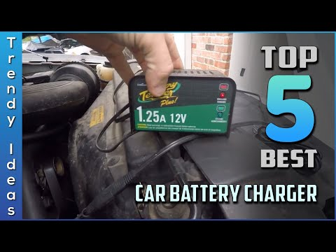 Top 5 Best Car Battery Chargers Review In 2020