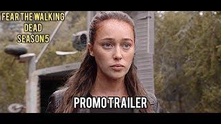 Бойтесь ходячих мертвецов / Fear The Walking Dead | 5 сезон - Промо-трейлер (2019) Роберт Киркман