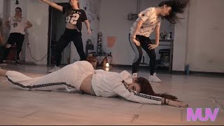 No Quiero Amarte - Justin Quiles, Zion & Lennox  Choreography By Agos Camiinada