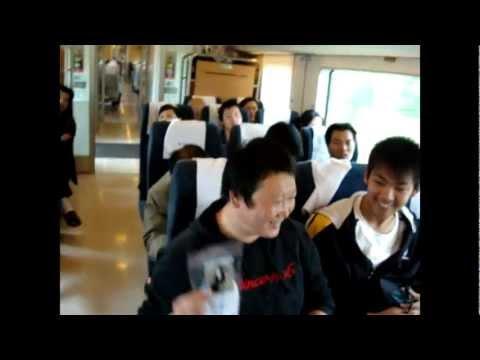 Un busca en china - tren bala