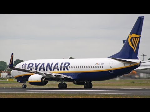 FSX Steam Edition | Virtual Ryanair 737-800 | Newcastle EGNT to Gdansk EPGD  | Vatsim