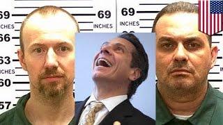 NY prison break: Did Andrew Cuomo slow down the manhunt for escaped killers? - TomoNews