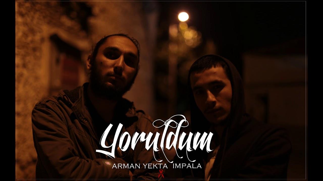 İmpala ft. Arman Yekta-Yoruldum(2014)