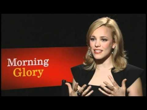 Rachel McAdams interview - Morning Glory - The Notebook