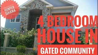4 Bedroom Estate House in A Gated Community in Tema, Accra Ghana for Sale