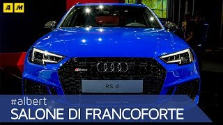 "Audi RS4 Avant, torna la piccola RS6 con 450 cv e look ""aggressive"" [ENGLISH SUB]"